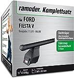 Rameder Komplettsatz, Dachträger Tema für Ford Fiesta V (118864-04802-1)