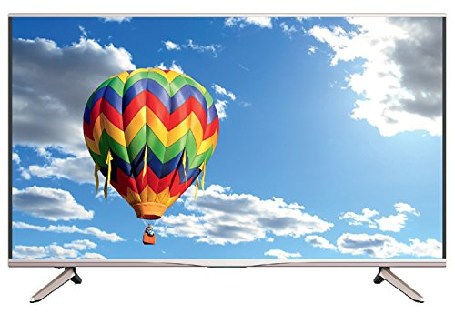 Sansui SME43QX0ZSA 110cm (43 inches) 4K Ultra HD Smart LED TV (Black)