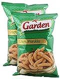 #4: Hypercity Combo - Garden Crispy Murukku, 160g (Pack of 2) Promo Pack