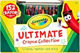 CRAYOLA 52-0030-0-000Ultimate Collection tizas (152de Piece)