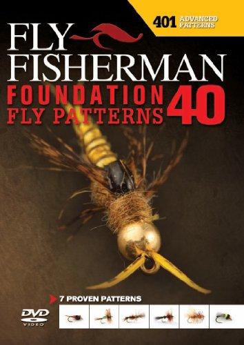 Fly Fisherman Foundation Fly Patterns: Advanced DVD (Advanced Foundation)