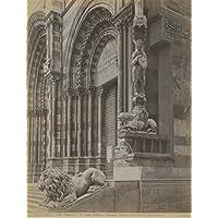 Genova. Cattedrale. Dettaglio della facciata - Chiesa di S.Donato. L'Adorazione