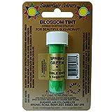 SugarFlair Blossom Tints Comestible Poussière Colorant Alimentaire Pour Décoration De Gâteau - VERT PRINTEMPS
