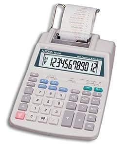 Aurora PR710 Calculatrice imprimante 2 couleurs d'impression (Import Royaume Uni)