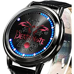 XINGYUNSHI Boy's Watch Anime Ryuk Collector's Edition Touch Screen LED Watch