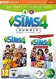 The Sims 4 - Espansione Cani & Gatti (Codice digitale incluso nella confezione) - PC [Bundle]