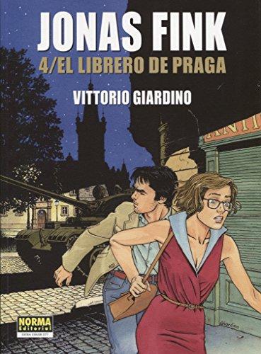 Jonas Fink 4. El Librero de Praga por Vittorio Giardino