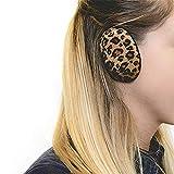 Y56 1 para Ohrwärmer Mütze Erwachsene Frauen Mann Winter Earbags Bandlose Ohrwärmer Ohrenschützer Ohr Abdeckung Ohren Schützer Fur Damen Herren (G)
