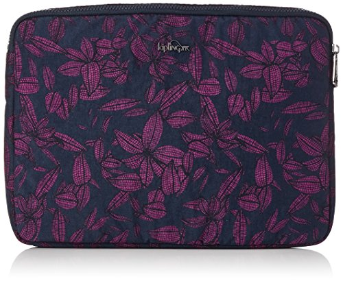 "Kipling - LAPTOP COVER 13 - FUNDA DE PORTÁTIL DE 13"" - Orchid Bloom - (Multi color)"