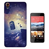 c1051 - Cool Floating Women Galaxy Doctor Who Tardis Out Of