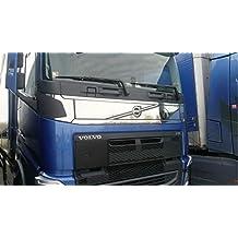 acier inoxydable poli couverture pour volvo fh4 camion trucker euro 6