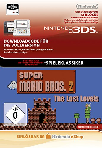 ost Levels [3DS Download Code] ()