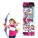MAJOZ Pfeil und Bogen Kinder Set Schießen Spielzeug Outdoor Sport Spielzeug Für ab 6 Jahre