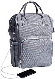 SUNVENO Nova Diaper Bag   Backpack   Large Capacity Baby Bags   Multifunction   Travel Backpack   USB   Mom an