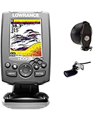 Lowrance Hook 3x Farb Echolot Fischfinder PORTABEL Basic Edition