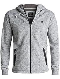 Quiksilver Kurow Sherpa - Sweat à capuche technique zippé pour Homme EQYPF03020