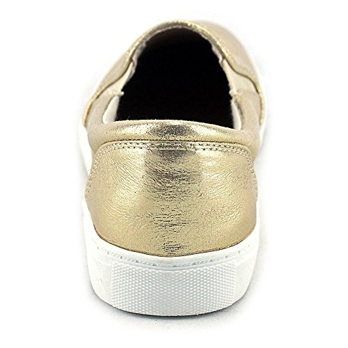 143 Girl Olla Toile Baskets Gold Metallic