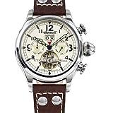 Ingersoll Herren-Armbanduhr BisonN0.18 Analog Automatik IN4506CH - 2