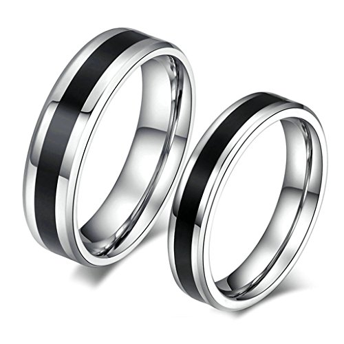gnzoe-men-ring-engagement-ring-stainless-steel-ring-black-silver-black-strip-ring-size-j-1-2