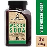 Dr. Theo Krauss Waschsoda, Vielzweckreiniger, 3er Pack (3x 250 G)