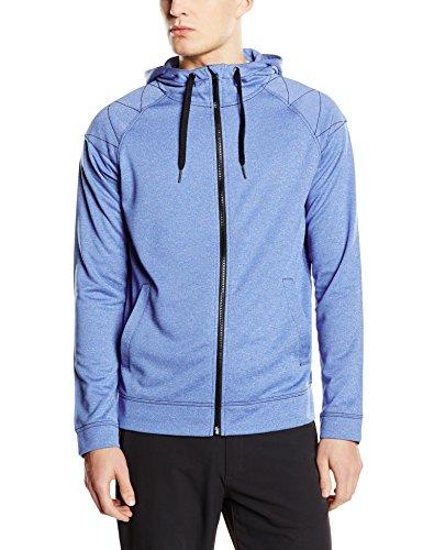Stedman Apparel Herren Sweatshirt Active Performance Jacket/St5830 Blau - Blue (Horizon)