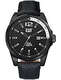 Men's Caterpillar CAT Oslo All Black Steel Watch WT16134131