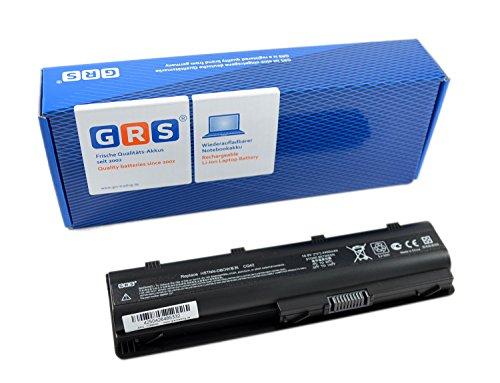 GRS Batterie pour HP Compaq Presario CQ42 CQ32 HP Pavilion dm4 HP G62 G42 G72 dv3 dv4 dv5 dv6 dv7 remplacé: MU06 MU09 WD548AA WD549AA HSTNN-IB0X HSTNN-Q60C HSTNN-IB1E HSTNN-OB0X