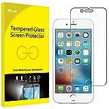 JETech Film de Protection d'écran pour iPhone 6s iPhone 6 en Verre Trempé