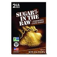 Sugar in the Raw Turbinado Cane Sugar - 907 gm
