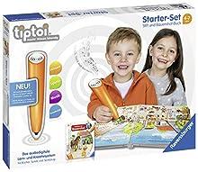 """tiptoi® Starter-Set: Stift und Bauernhof-Buch: tiptoi® Stift mit Aufnahmefunktion und Buch """"Entdecke den Bauernhof"""""""