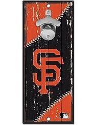 Wincraft San Francisco Giants MLB plaque avec décapsuleur
