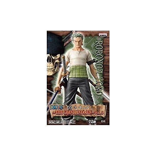 One Piece DX Figure THE GRANDLINE MEN vol.9 Zoro single item (japan import)