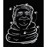 30/cm /Peluche de Peluche /La Hit de los Estados Unidos/ Fuzzu Donald IGLH0159/Trump Juguete para Perros de Peluche /