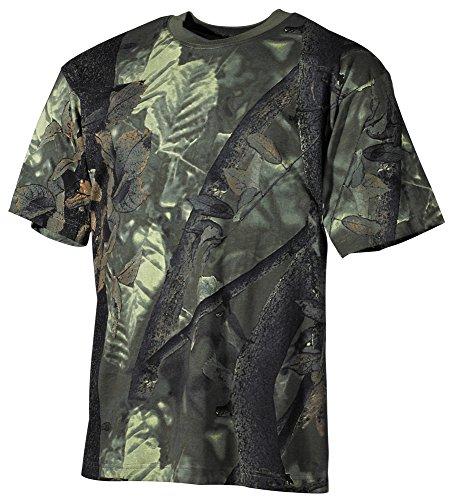 US Army T-Shirt hunter-grün XS-XXL M M,hunter-grün/green -