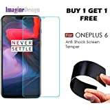[ IN-STOCK ] Original Screen Protector For OnePlus 6 - WOW Imagine (Buy 1 Get 1 Free) Unbreakable Nano Film Glass [ Flexible Like A Screen Guard, Harder That A Tempered Glass ] Screen Protector For 1+6 One Plus OnePlus 6