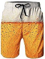 Loveternal Homme Short de Bain Séchage Rapide 3D Printed Shorts de Plage Été Beach Shorts    Style: Personnellement cool Matériel: polyester Type d'élément: Shorts de plage / maillot de bain Modèle: type: Impression numérique 3D Le forfait compren...