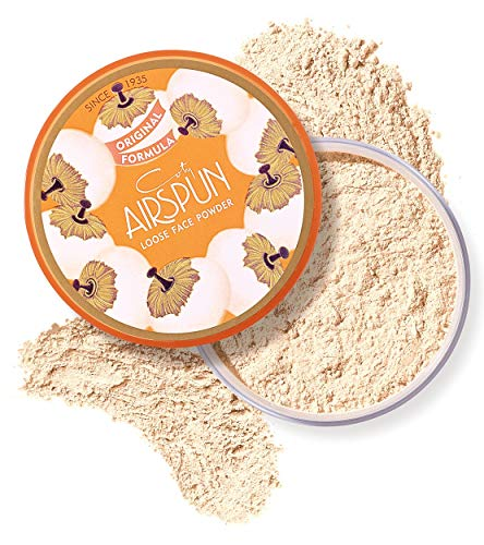 Translucent Face Powder (COTY Airspun Loose Face Powder - Naturally Neutral)