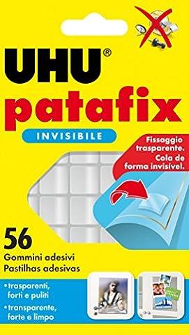 UHU D1601 Patafix Gommettes adhésives