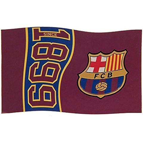 F.C. Barcellona Bandiera SN ufficiale Merchandise