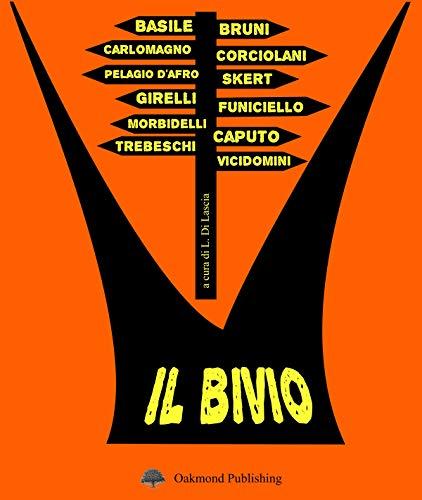 Il bivio: Antologia di racconti noir di Valeria Corciolani