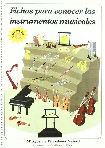 Fichas para conocer los instrumentos musicales por María Agustina Perandones Mánuel