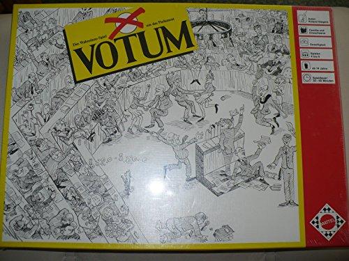 Votum - Mattel - Brettspiel - gebraucht