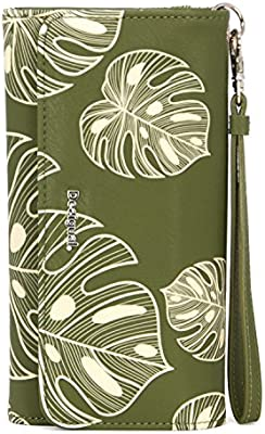 (One size, Green) - DESIGUAL WOMEN WALLET MONE ATTALEA SARA 18SAYP73