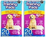 40 x Super Absorbent Large Puppy Pet Training...