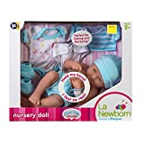 Best JC TOYS Gifts For Newborns - La Newborn Baby Doll Gift Set Boy Review