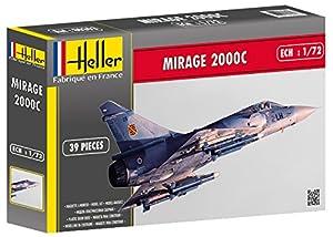 Heller - 80303 - Maqueta para construir - Mirage 2000C - 1/72
