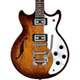 Ibanez AMF73T Artcore Semi Hollow Body Electric Guitar (Tobacco Brown)