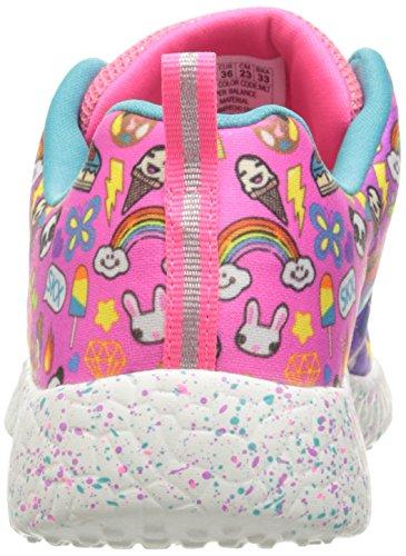Skechers - Burst Ellipse, Sneaker Bambina Multicolore
