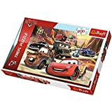 Trefl 13208 - Puzzle Disney Cars - Die Bergwanderung 200 Teile
