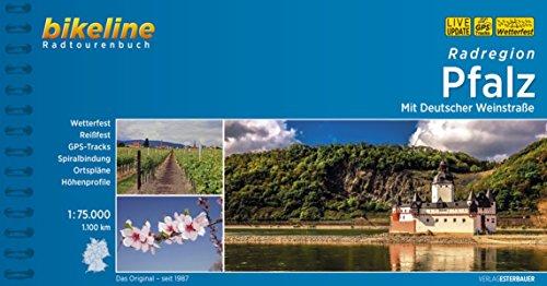 Pfalz Radregion Miet Deutscher Weinstrasse 2019